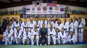 USCTA Black Belt Promotion Test - September 2013