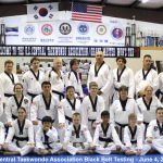 USCTA Black Belt Testing Jun 4, 2016