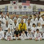 Kukkiwon Forms Seminar - November 2012