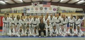 USCTA Black Belt Promotion Test - June 2014