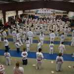 USCTA Color Belt Promotion Test - December 2014