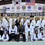 December 2016 Black Belt Promotion Test