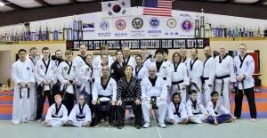 December 2016 Black Belt Promotion Test